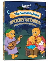 Berenstain Bears Spooky Stories