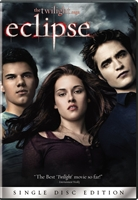 Twilight Saga: Eclipse DVD