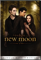 Twilight Saga: New Moon DVD