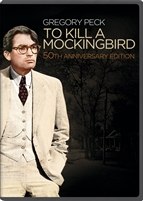To Kill a Mockingbird 50th Anniversary Edition DVD