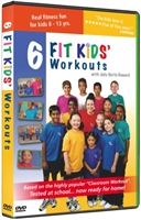 6 Fit Kids' Workouts With Judy Notte Howard