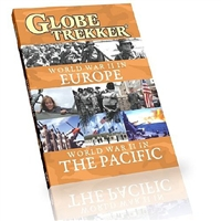 Globe Trekker World War II in Europe/World War II in the Pacific