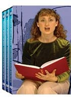 Creative Reading & Writing With Roald Dahl DVD Series