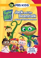 Super WHY! Jack and the Beanstalk and Other Fairytale Adventures (Widescreen)
