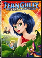 Fern Gully: The Last Rainforest DVD