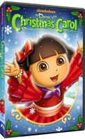 Dora's Christmas Carol Adventure DVD