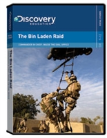 The Bin Laden Raid DVD