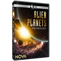 Alien Planets Revealed DVD