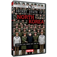Secret State of North Korea DVD