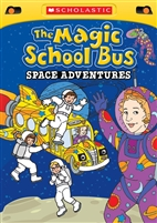 The Magic School Bus: Space Adventures DVD