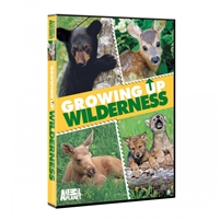 Growing Up Wilderness DVD