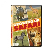 Growing Up Safari DVD