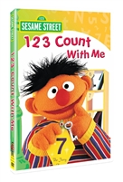 Sesame Street: 123 Count with Me DVD