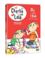 Charlie & Lola: Volume 3 - My Little Town DVD