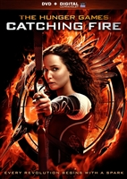 The Hunger Games: Catching Fire DVD