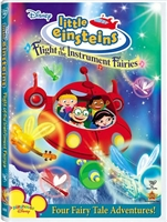 Little Einsteins: Flight of the Instrument Fairies DVD
