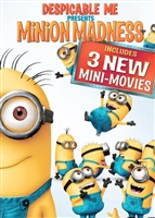 Despicable Me Presents: Minion Madness DVD