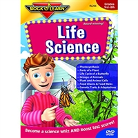 Rock N Learn: Life Science DVD