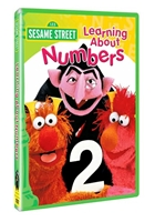 Sesame Street: Learning About Numbers DVD