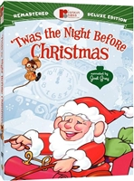 Twas the Night Before Christmas DVD