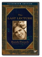 Randy Pausch: The Last Lecture (Classroom Edition) DVD