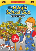 The Magic School Bus: Revving Up DVD