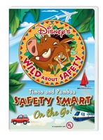 Disney's Wild About Safety: On the Go DVD