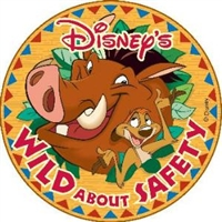 Wild About Safety With Timon And Pumbaa Series