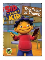 Sid the Science Kid: Ruler of Thumb DVD