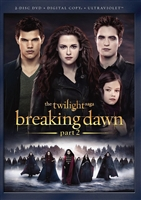 Twilight Saga Breaking Dawn, Part 2 DVD
