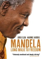 Mandela: Long Walk to Freedom DVD