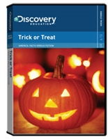 America Facts Versus Fiction: Trick or Treat DVD