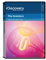 America Facts Versus Fiction: The Inventors DVD