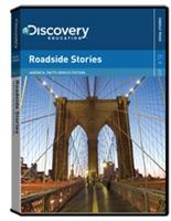 America Facts Versus Fiction: Roadside Stories DVD