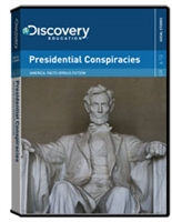 America Facts Versus Fiction: Presidential Conspiracies DVD