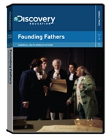 America Facts Versus Fiction: Founding Fathers DVD