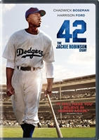 42: The Jackie Robinson Story DVD