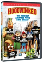 Hoodwinked DVD