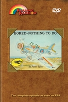 Reading Rainbow: Bored - Nothing to Do DVD