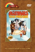 Reading Rainbow: Alistair's Time Machine DVD