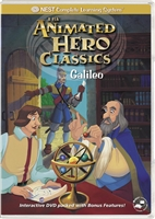 Animated Hero Classics: Galileo DVD