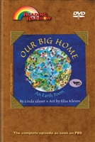Reading Rainbow: Our Big Home: An Earth Poem DVD