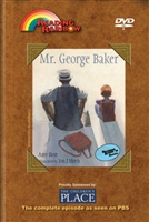 Reading Rainbow: Mr. George Baker DVD