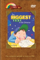 Reading Rainbow: The Biggest Test in the Universe DVD
