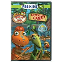 Dinosaur Train: Adventure Camp DVD