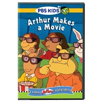 Arthur Makes a Movie DVD