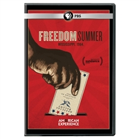 American Experience: Freedom Summer DVD