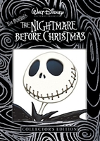 Walt Disney: Nightmare Before Christmas DVD