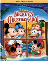 Mickey's Christmas Carol DVD