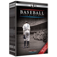 Baseball: A Film by Ken Burns 2010 Boxed Set DVD (includes The Tenth Inning) DVD